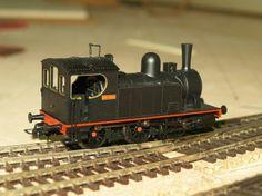 Digitalizar locomotoras HO en modelismo ferroviario | Suite101