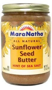 We lightly toast only the finest hulled sunflower seeds, grind them to perfection and add just a hint of sea salt for a butter that's rich and flavorful.  With no added sugar or preservatives, 9g of protein and 4g of fiber per serving, our Sunflower Seed Butter is a tasty and nutritious substitute for peanut butter and a wonderful addition to your recipes!  (see nutrition for total fat content)