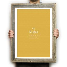 Push Forward // #Montessori