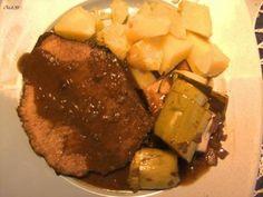 Rezept: Fleisch: Burgunderbraten