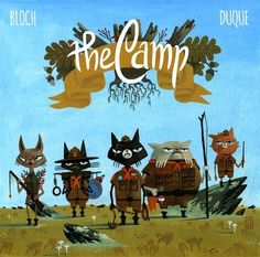 The Camp on Behance