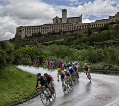 Giro d'Italia 2016 by giuseppepeppoloni
