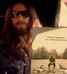 """George Harrison. After the Beatles broke up the band, not Pauls or Johns post Beatles record were the first one to be a #1. George Harrison was the first of the 4 Beatles to have an album go to #1 on the charts with """"All things Must Pass"""""""