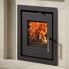 Morso S81 - Wood Burning Fireplace Insert
