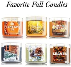Cozy candles are a big part of my fall routine. Find out my favorites today on Breakfast at Lilly's.