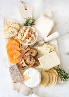adulthood is a well planned cheese board for your holidays guests / the everygirl / tips and tricks to making a charcuterie or cheese board Food Platters, Cheese Platters, Antipasto, Charcuterie And Cheese Board, Cheese Boards, Aesthetic Food, Kitchen Recipes, Food And Drink, Yummy Food