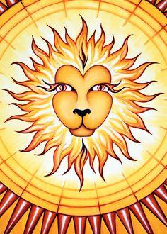 lion par Sarah Jane Bingham