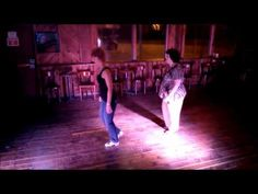 Out of Air line dance demo by Lynn Luccisano & Wendy Mager - YouTube