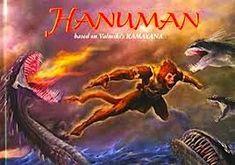 Hanuman Book about India~ Ramayana.      #India #Indian #culture #art #children #read #book #books #school #students #home #family #kids #kidslit #summer #reading #NRI #teaching #Ramayana #Hindu #Valmiki #Hanuman #Rama #Sita #epic #stories