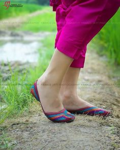 Punjabi Jutti- daily wear material
