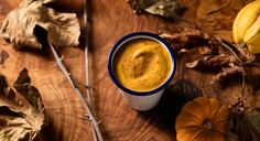 BREAKFAST, SNACK, DESSERT - Satisfy Your Sweet Tooth With This Pumpkin Pie Smoothie-sub avocado for banana, add Trader joe's pumpkin Pie spice+rest+mmmm, good to go!!