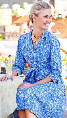 THAT BIRD LABEL - Lyla Shirt Dress   #thatbirdlabel #tuttifruitti #spring #floral #print #pattern
