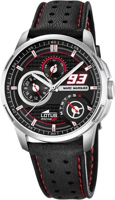 Lotus watch, Marc Marquez for men L18241/4