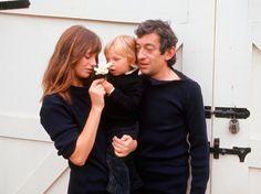Jane Birkin & Serge Gainsbourg, Power Couple!