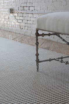 Merida waffle weave rug