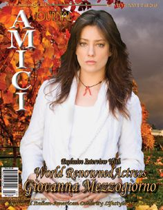 Cover Story Amici Journal