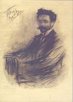 Leonid Pasternak - Alexander Scriabin - Alexandre Scriabine — Wikipédia