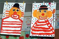 """Résultat de recherche d'images pour """"kunst mit kindern grundschule clowns"""""""