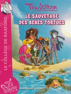 Des tortues marines ont élu une plage de l'île des Baleines comme lieu de ponte. Les Téa Sisters décident de les protéger. Une invasion d'algues vient menacer le nid...