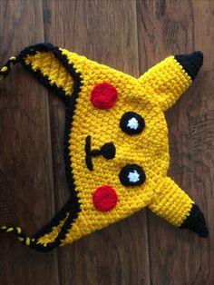 Crocheted pekacho hat