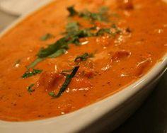 Low #FODMAP Creamy Chicken Masala Curry