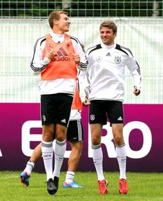Holger and Thomas... Badstu :)