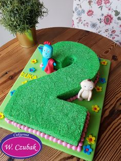 Dobranocny Ogród Night in the Garden Cake Garden Cakes, Kids Rugs, Night, Home Decor, Decoration Home, Kid Friendly Rugs, Room Decor, Home Interior Design, Home Decoration