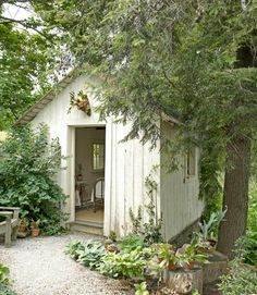 Another lovely garden shed