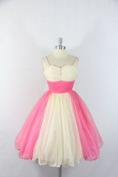 I wish we still had dresses like they did in the 50's