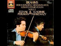 Brahms -  Violin Sonata No 1 in G Mag op. 78