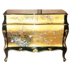 chinoiserie chest <3