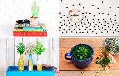 Mudar o ambiente sem mudar móveis e a cor da parede, tem como? - dcoracao.com - blog de decoração e tutorial diy