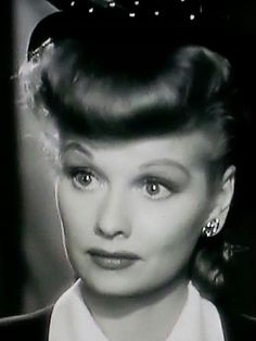 "Lucille Ball in ""Lured"""