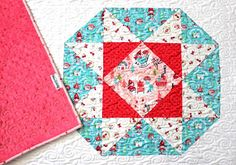 Hottest Photographs fat quarter Quilting Popular Lucky Star baby quilt by Center Street Quilts found on A Bright Corner – pattern from the Fresh F Girls Quilts, Baby Quilts, Star Patterns, Quilt Patterns, Longarm Quilting, Quilting Tips, Fat Quarter Quilt, Quilted Table Toppers, Quilt Sizes