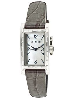 Price:$46.54 #watches Ted Baker TE2014, Whether it's a night out on the town or a day at the park this versatile Ted Baker timepiece always makes a scene. Square Watch, Ted Baker, Night Out, Scene, Watches, Park, Accessories, Wristwatches, Clocks