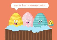 Customize the Funny Jacuzzi Easter Boiled Eggs Card template and make it match your brand!