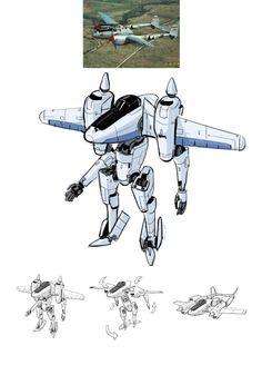 ArtStation - aircraft personification, 민수 김