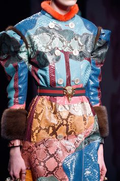 Gucci Fall 2016 Ready-to-Wear by Alessandro Michele
