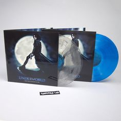 Underworld: Music From The Motion Picture Vinyl (Colored Vinyl) Vinyl – TurntableLab.com