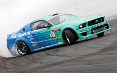2010+Ford+Mustang+RTR-C+Drift