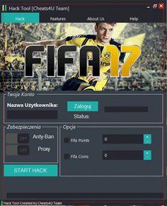 FIFA 17 Hack na Fifa Coins i Fifa Points