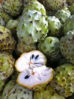 Known as Custard Fruit here  in Noosa. Sweet and delicious..would you like my complimentary RAW Food Recipe videos? http://scottmathiasraw.com/complimentary/#