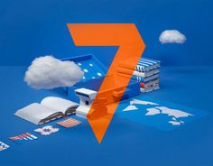 7TV Russia Rebranding