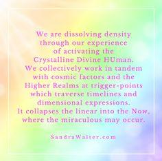 Geomagnetic Activation and SUNday Unity Meditations | Sandra Walter - Creative Evolution