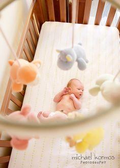 Michael Kormos Photography: A Newborn at Home
