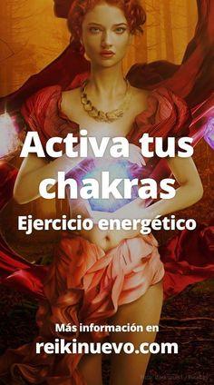#Activa tus #chakras con este #ejercicio #energético + info: https://www.reikinuevo.com/activa-chakras-ejercicio-energetico/