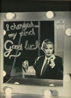 Madonna can change her mind.