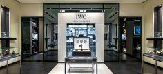 IWC Schaffhausen, Boutique, Paris, 2012   MACH ARCHITEKTUR GMBH