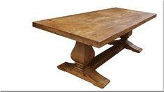 Rusztikus asztalok, székek - Rusztikus lakások