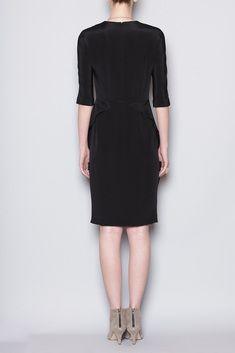 Zero + Maria Cornejo Sofi Dress (Black)